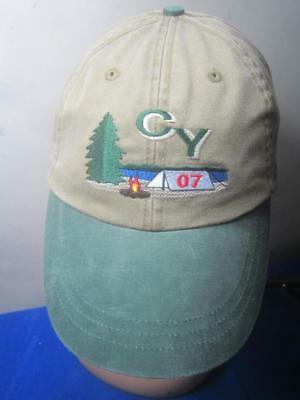 Camp Yawgoog 2007 Baseball Cap, Adjustable, Boy Scouts