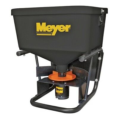Meyer Products Receiver Mount Broadcast Spreader, Base Line 240R (31100)