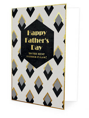 Greeting Card - Father's Day - Happy Fathers Day to the best Father In Law!
