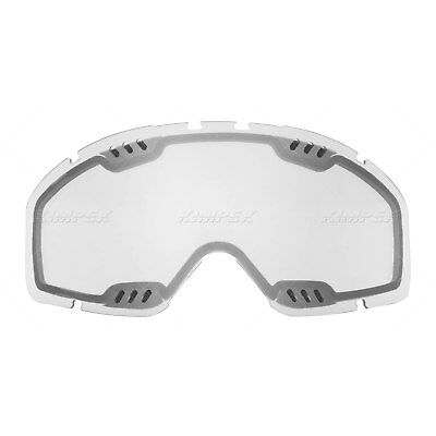 CKX - Titan 210 Goggles Backcountry Ventilated Clear Lens