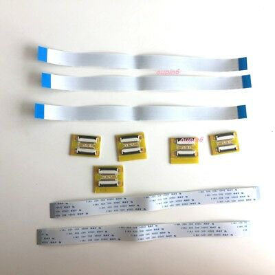5 PCS Extension Flat Cable FPC FFC 22Pin To 22Pin ZIF 0.5mm pitch Adapter