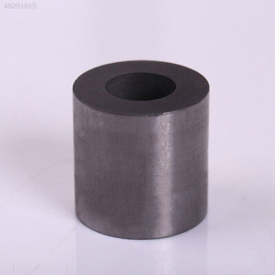 25X25MM Polishing Pure Graphite Crucible Cup Propane Melting Gold Silver Co