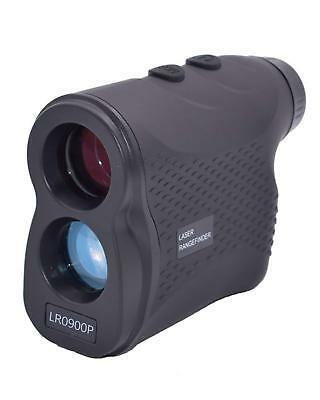 980yard Golf Laser Rangefinder with Fog, Scan, Speed Measurement for Hunting