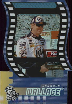 2000 Press Pass Showman Die Cuts #SM14 Rusty Wallace