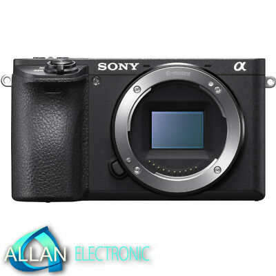 Nuevo Sony Alpha a6500 ILCE-6500 Mirrorless Digital Camera Body Only - Negro