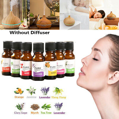10ml Essential Oil Pure & Natural Aromatherapy For Diffuser-Choose Fragrance
