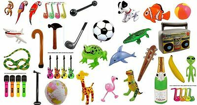 Inflatable Children Blow Up Toys Hen Stag Party Kidz play Fancy Dress Swimming