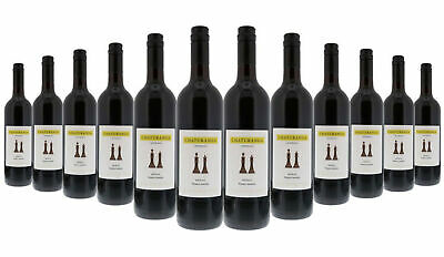 $77 Dellivered Chaturanga Shiraz Red Wine 12x750ml Free Shipping RRP$179