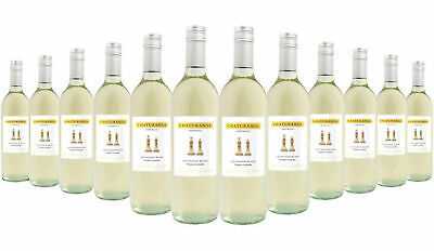 AU White Wine Chaturanga SB 2014 Margaret River 12x750ml Free Shipping