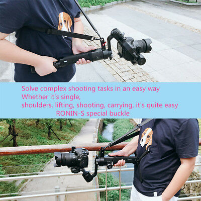 Professional Hand Handle Gimbal neck strap Lanyard Accessories For DJI Ronin-S