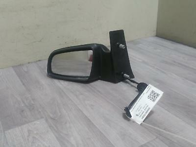 2006 Zafira (B) Passenger Side Electric Door Mirror Non Colour Coded