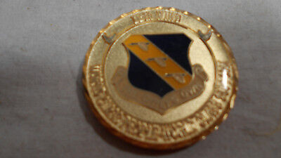 USAF 11th Wing Bolling Airman's Leadership School Challenge Coin
