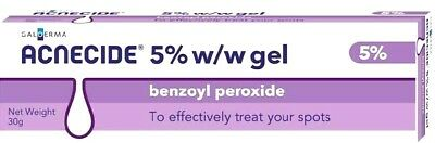 Acnecide Topical Gel 5% 30g