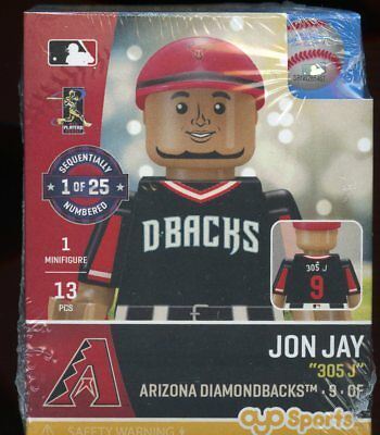 Brad Ziegler MLB Arizona Diamondbacks Oyo Mini Figure NEW G2