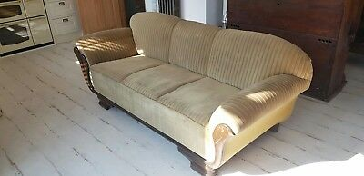 Vintage 1930s sofa art deco style #275 reduced..no offers!
