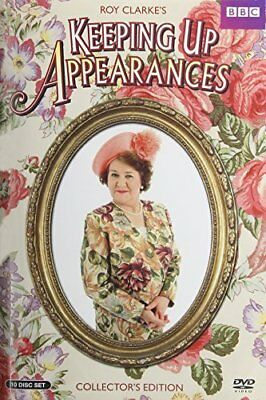 Keeping Up Appearances Collector's Edition DVD 10 Set Complete Series Collection