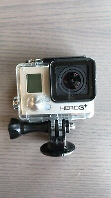 GoPro HERO3+with accessories and hard case