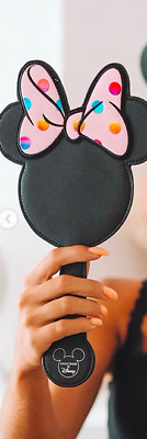 Spectrum Disney Minnie Beauty Makeup Hand Held Mirror NIB Authentic SHIP NOW