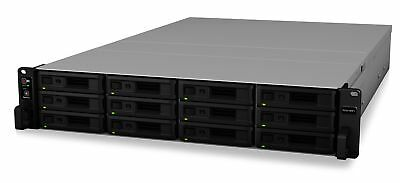 Synology RS2418RP+/24TB-GOLD 12 Bay NAS - RS2418RP+/24TB-GOLD