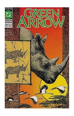 Green Arrow #47 (Jun 1991, DC)