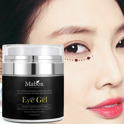 Mabox Eye Cream 50ml Dark Circle Remove Gel Anti-Wrinkles Firming Lightening BR6
