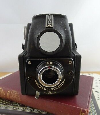 Vintage Ensign Ful-Vue Camera Made in England