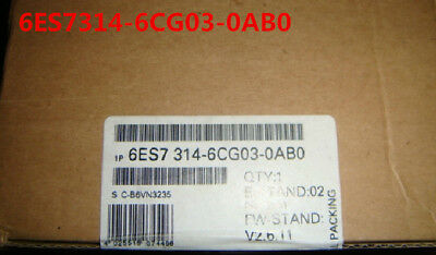 SIEMENS 6ES7314-6CG03-0AB0 6ES314-6CG03-0AB0 new in box
