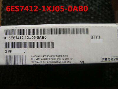 SIEMENS 6ES7412-1XJ05-0AB0 6ES7 412-1XJ05-0AB0 new in box