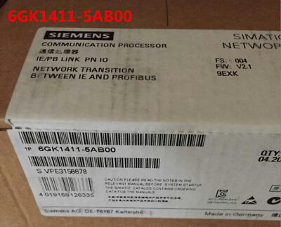 SIEMENS 6GK1411-5AB00 6GK 411-5AB00  new in box