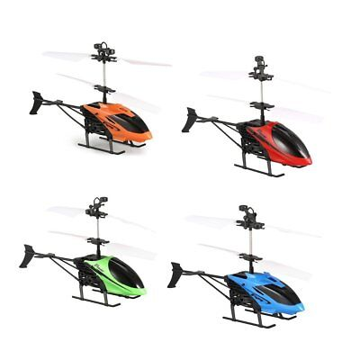 D715 Flying Mini Infrared Induction RC Helicopter Drone LED Flash for Kid Toy RL