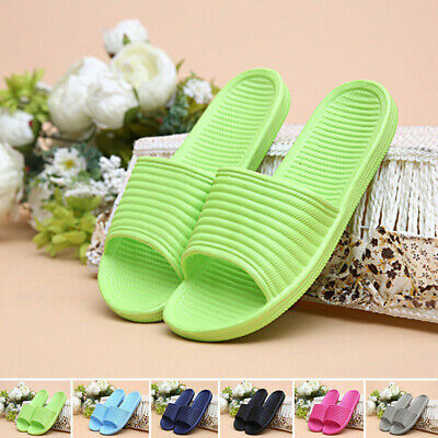 Men Thong Sandals Beach Flip Flops Orthotic Arch Slippers Flat Shower Bath Shoes