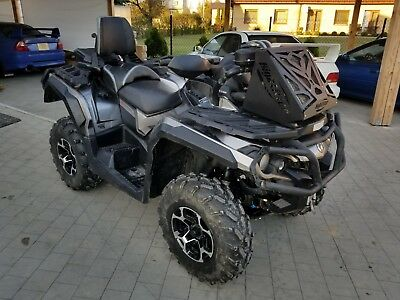 2013 Can-Am outlander Max 1000r Limited