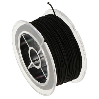 1 Spool Rubber Stretchy Elastic Cord Round for Beading Necklace Bracelets