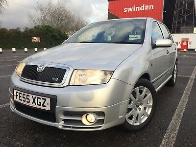2005 Skoda Fabia vrs tdi PD 130 - High Spec Cruise Control and CD Changer