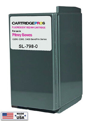 Pitney Bowes SL-798-0 Ink Cartridge for SendPro C200, C300, C400 **Made in USA