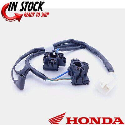 2006 - 2018 Honda Nps 50 Ruckus Oem Factory Headlight Front Sub Wire Harness