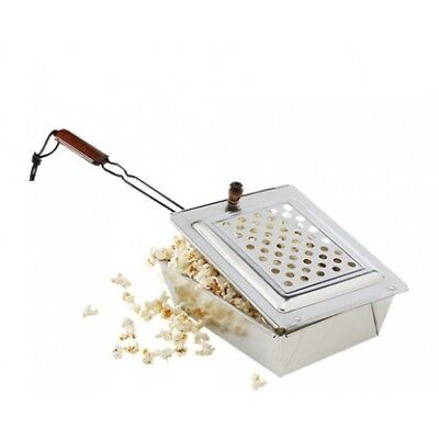 Jacob Bromwell Over the Fire Healthy Popcorn Popper - Made in USA