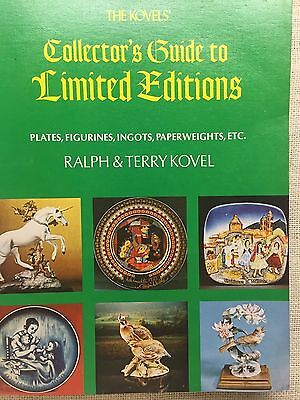 Collector's Guide to Limited Editions; Ralph & Terry Kovel