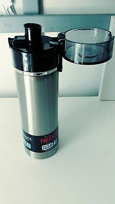 Thermos 18 oz Vacuum Insulated Stainless Steel Hydration Water Bottle 👈SCRATCHS