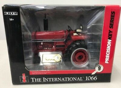 Ertl 1/16 Farmall Ih International Harvester 1066 Chase Precision Key #9 Tractor