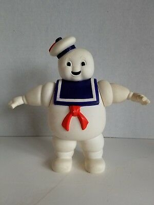 Stay Puft Marshmallow Man Ghostbusters Vintage Figure 1984 Columbia - REAL...