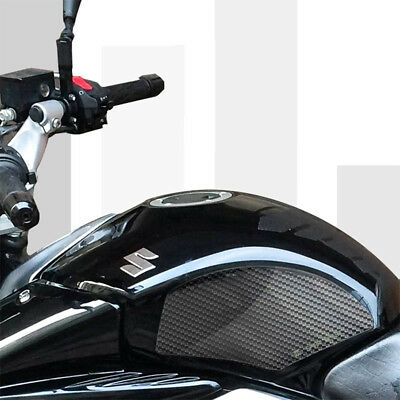Reflective/Carbon Fiber Motorcycle Gas Fuel Tank Stickers Decal For SUZUKI GW250