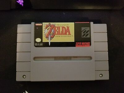 The Legend of Zelda: A Link to the Past (Super Nintendo Entertainment System