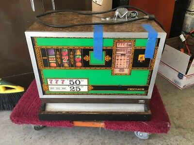 Slot Machine By Centaur (For Parts Or Repair)