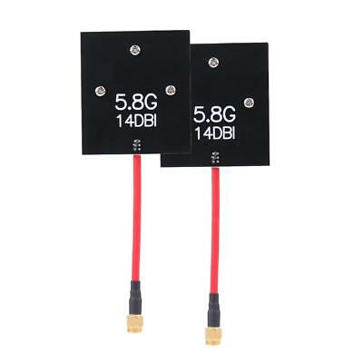 14dbi High Gain Panel Antenna 5.8G Panel Transmitter for RC FPV Drone
