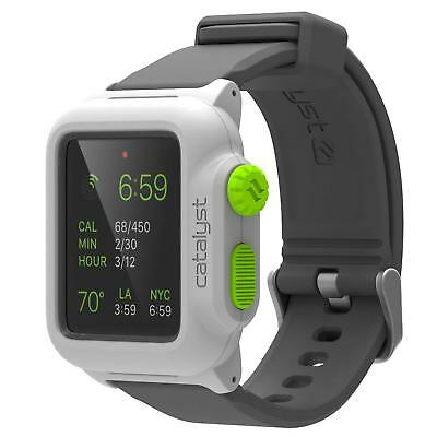 Catalyst Waterproof Case for 42mm Apple Watch Series 1 + Silicone Band (G Pop)