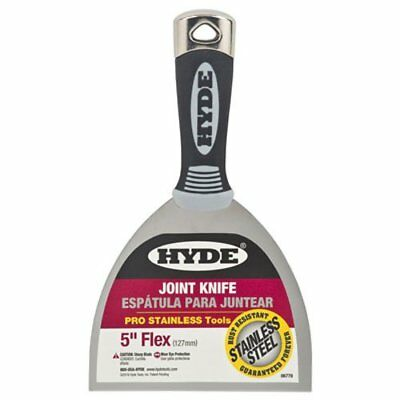 Hyde Tool 06778 5-Inch Flexible Joint Knife