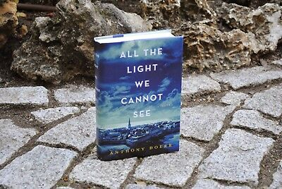 All the Light We Cannot See Hardcover - New - Free Shipping ( May 6,2014 )