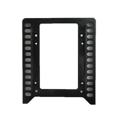 """2.5"""" To 3.5"""" Mount Hard Drive Bracket For PC HDD Adapter Universal Desktop Dual"""