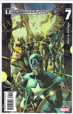 The Ultimates 2 #7 (2005, Marvel)